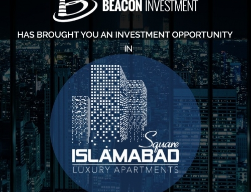 Beacon Investment is now dealing Islamabad Square