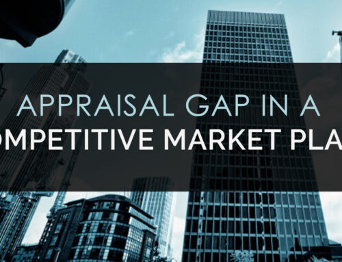 Appraisal Gap in a Competitive Market Place
