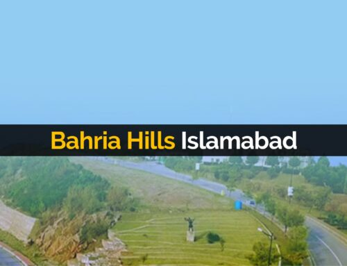 Bahria Hills Islamabad- Location, Installment Plans, and Floor Plans