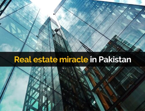 Real estate miracle in Pakistan