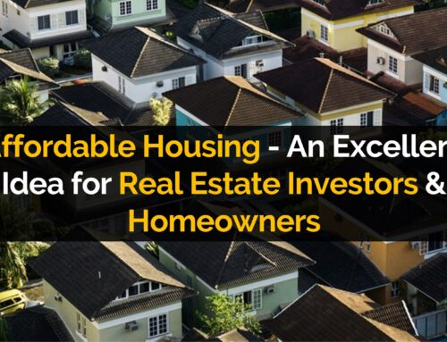 Affordable Housing Idea for Real Estate Investors and Homeowners