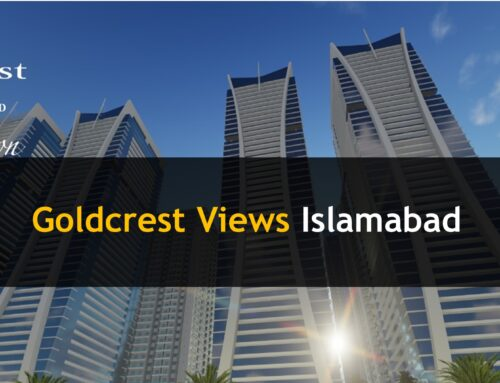 Goldcrest Views Islamabad I Residential Apartments
