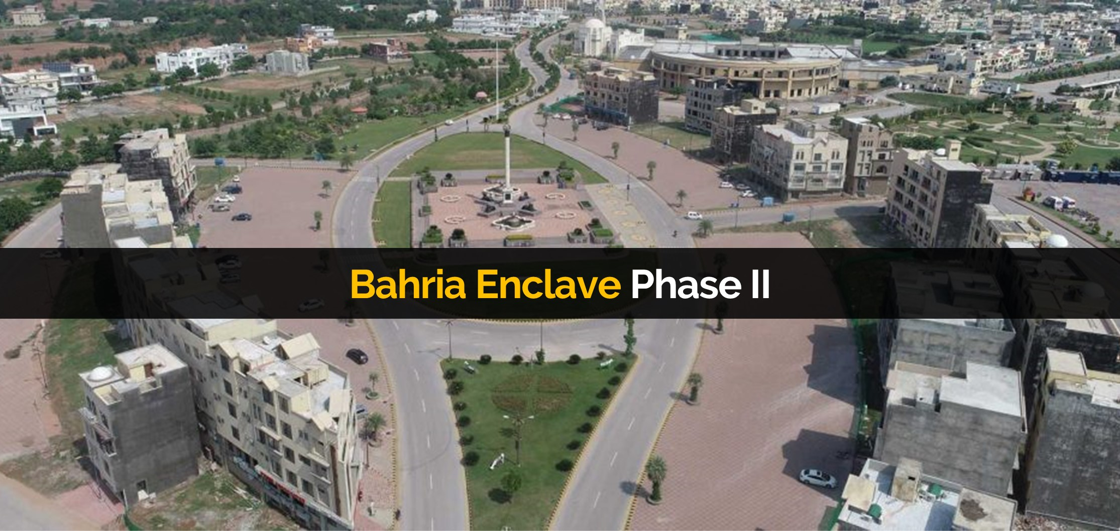 Bahria Enclave Phase II