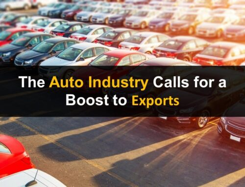 The Auto Industry Calls for a Boost to Exports