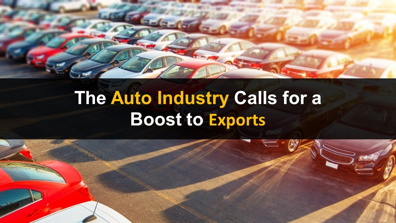 The Auto Industry of Pakistan Calls for a Boost to Exports